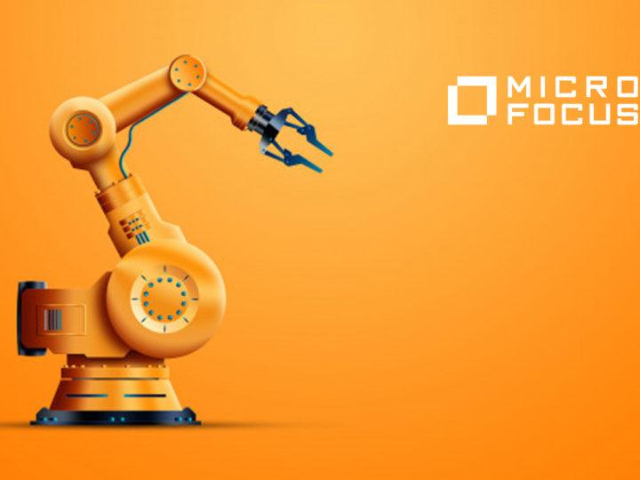 Micro Focus wprowadza nowy produkt RPA zwiększający produktywność przedsiębiorstw