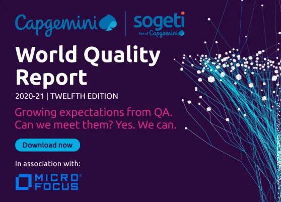 Światowy raport jakości 2020-21